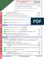Devoir 1 1bac Sc.exp Fr