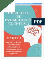 CUADERNILLO DE ESTIMULACIÓN COGNITIVA PARTE I HIPPOCAMPUS
