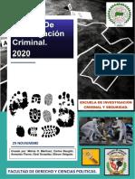Revista de Investigación Criminal