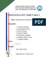 ADMINISTRACIÓN TRIBUTARIA CENTRAL