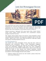 Cara Memahami dan Menanggapi Bacaan