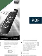 Comando universal Philips SBC-RU660
