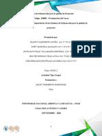 Sistemas de información Fase 1