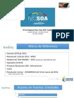 06 Alvaro Hernando Aroca - INVIMA - Modelos de Riesgos Invima SOA Puertos COL