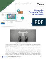 desarrollo personal - unidad 15