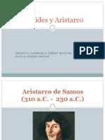 Aristarco de Samos y euclides