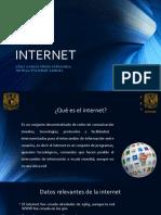 Internet presentación
