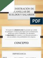 ADMINISTRACIÓN DE PLANILLAS DE SUELDOS Y SALARIOS.pptx