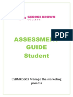 BSBMKG603 FINISH PDF Assessment Guide v1 Student (1)