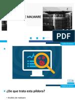 pildora analisis malware