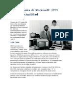Historia de windows Edy Judith Guerra