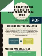 CASO PRÁCTICO PBI EN EL SECTOR CONSTRUCCIÓN 1994.pptx