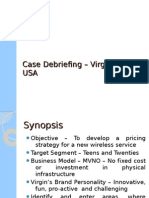 Case Debriefing – Virgin Mobile USA