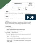 PON-CC-131 PROCEDIMIENTO DE MONITOREO DE CONDICIONES AMBIENTALES