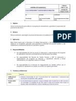 PON-CC-135 POLITICA DE SUPERVISIÓN Y CALIFICACIÓN DE ANALISTAS