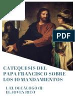 Catequesis 10 mandamientos Papa Francisco - Arguments.pdf
