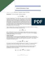 6-Iodometric Determination of Copper