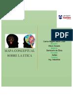 Mapa Conceptual de La Etica
