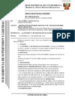 INFORME N° 008 INSPECTOR DE OBRA APROB INFOR MEN DICIEMBRE