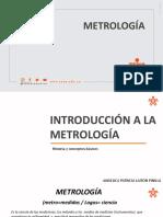 Metrología 1