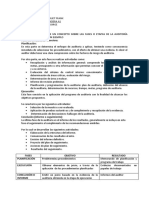 Auditoria Financiera Foro