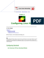 Configuring Linux Mail