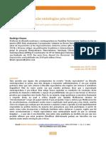 O que são as ontologias pós críticas.pdf