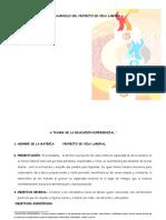 PROYECTO DE VIDA LABORAL E.EXPE