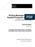 Writing_Message_Passing_Parallel_Programs_with_MPI.pdf