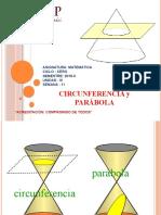 CIRCUNFERENCIA Y PARABOLA.pptx