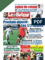 LE BUTEUR PDF du 13/02/2011