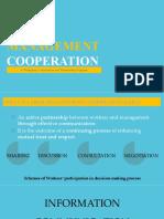 MODULE - Labor Management Cooperation