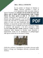 Storia Della Sindone