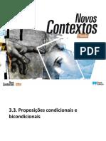 POWERPOINT Lógica proposicional- Filosofia 10º