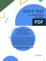 EDUP3043 Model Akibat Logikal Dreikurs