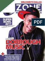 Ozone Mag Super Bowl 2011 special edition