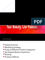 Nykaa Brand Expansion