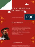 Ilmu klasik ptt bab 20 dan 21