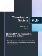 Theories on Society.pptx