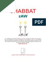 Le Shabbat