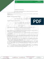 5-rango di matrici e soluzione di sistemi lineari