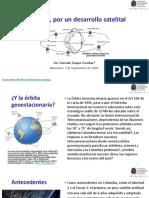 Colombia, por un Desarrollo Satelital