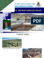Presentacion Estructuras de cruce