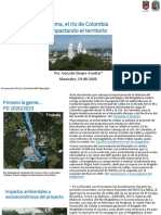Yuma, El Río de Colombia Impactando El Territorio