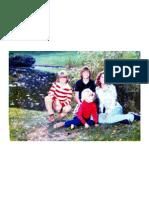 FOUR KOK KIDS, KNOLLCREST POND, EARLY 80's