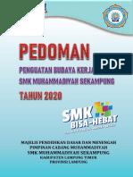Pedoman Penguatan Budaya Kerja SMK Muska