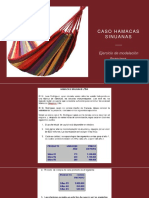 CASO HAMACAS SINUANAS
