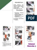 Leaflet Teknik Relaksasi 1