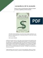 Contra Los Curanderos de La Moneda. Reseña de La Gran Revelación de Mario Del Rosal