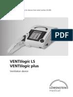 En VENTIlogic-LS Plus 67781i user manual